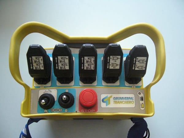 Radiocomando wireless