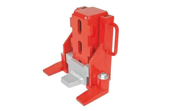 Hydraulic lifts with a capacity up to 50 tons