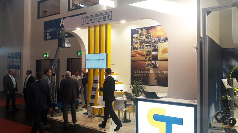 A special thank to all our visitors at FAKUMA SHOW