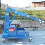 Elektrische mini kranen GB150