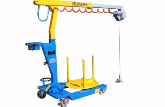 Special lifting machines GM series