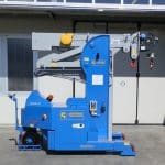 Mold lifting machine with a capacity of 5,000 kg