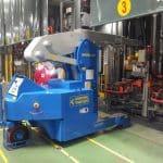 Elektrische verrijdbare mini kranen voor pneumatische matrijzen Minidrel 60S_ARR