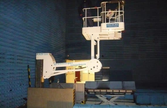 Special lifting machines RAD 300